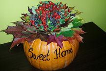 Autumn / Fall decoration