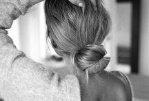 Hair & make-up inspiration