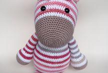 crochet animals