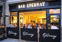 {Bar Epernay} / Bar Epernay is Birmingham's premier Champagne and piano bar, set in elegant surroundings. Recently refurbished, the new-look layout is chic, classic and oozes sophistication. It offers an exclusive and unrivalled Champagne list as well as a delicious food menu.  Combining traditional British ingredients with contemporary flair, you can choose from the impressive A La Carte menu, a selection of light bites or pick a classic Sunday roast as a perfect weekend treat.