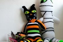 Halloween Crafting / by Bewitchy Love