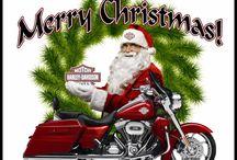 bikers Christmas