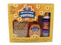 Popcorn and Supplies