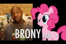 BRONY TOWN / by Christopher Sanders