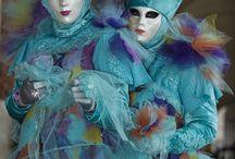 Venetian Carnival / Masks