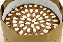 Delia's Christmas Cake