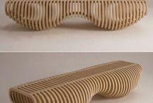 mobiliário artesanal