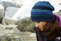 cappelli fatti a maglia