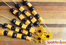Yellow & Black Party ideas