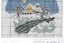 Cross stitch People 1