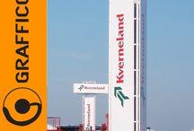 Freestanding signage / Reklamy wolnostojace / Słupy, pylony, megaboardy, billboardy reklamowe, reklamy wolnostojące, słupy reklamowe,  wieże reklamowe, reklama świetlna,  freestanding signs, pylon signage, welcome signs, freestanding pole signs, illuminated sinage, Graffico, pylon, billboard, pylon cenowy, pylon reklamowy, witacz, drive thru signage,