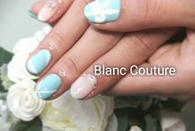 Blanc Couture♡NAIL♡