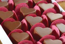 doces chocolates