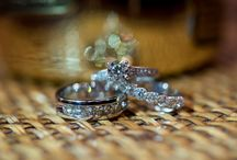 Wedding Rings / Wedding rings as photographed by Trene' Forbes Photography. www.treneforbes.com