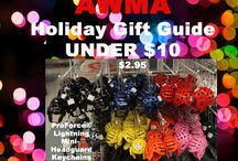 Holiday Gift Guide for the Martial Artist  / Great ideas for holiday gifts!