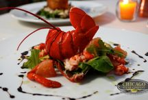SEAFOOD RECIPES / The perfect recipes to accompany your steakalicious meal!