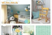 Kids Rooms / by Ashlee Moore