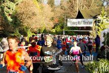Vancouver Historic Half / Half Marathon, Half Relay, 10K & 5K
