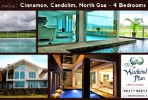 VILLA in FOCUS / Salient Features of specific villas...!