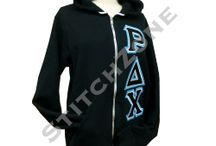 Rho Delta Chi Sorority / Zip-ups , Hoodies, Stoles and much more...
