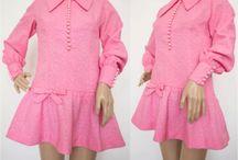 Vintage Clothing / Vintage clothing (1960-1990)