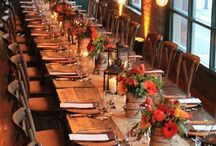 Rustic Corporate Ambience / Host your next corporate or privet vent at Huntcliff and give that intimate and rustic feel!
