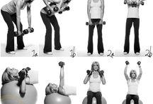 Sport / Übungen, Fitniss