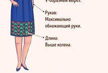 Платье по фигуре ВЫБОР