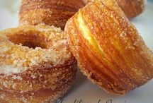 Dessert cronuts