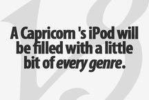 Zodiac sign - Capricorn