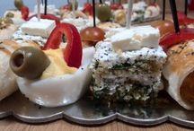 Biologische ambachtelijke producten(wereld recepten) / Biologische taarten,Petitfours,Hapjes,Zoete rollade,Baklava,Bosnische pita,Quiche...