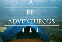 The Great Outdoors / Camping, hiking and climbing...