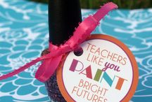 Teacher & Student Gifts / Christmas,  Valentines, Easter, End of Year, etc. / by Cindy Cornett