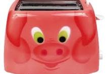 Piggy Kitchen ~ Cooking Appliance