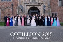 Cotillion / An annual rite of passage for the secondary students at BCS.