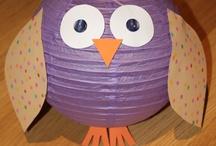 Party - Owl theme