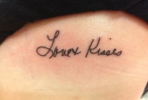 Tattoos / by Margaret Yates