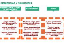 Gamificacion_INTEF / Contenidos y materiales para la gamificación en el aula. Ejemplos de experiencias gamificadas.
