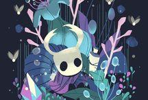 Riikkas' Illustration Moodboard