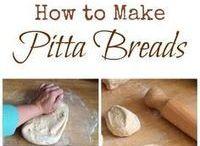 Domácí recept na chléb