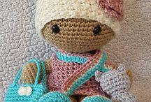 maddy doll croche