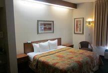 """""""2 Room Suites"""" / Show case our two room suites with bedroom and parlor with sleeper sofa"""