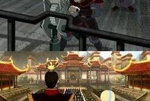 Avatar Korra & The Last Airbender