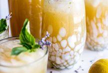 Mocktails & other booze-free drinks