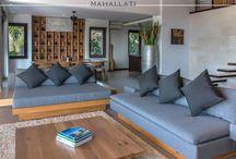 Villa Lantana Bali / Full Installations and Interior Design and furniture manufacturing done by Mahallati Interior. www.mhllt.com