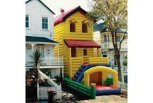 Bouncy Castles we NEED!
