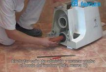 Videos de instalación / Instalaciones de productos Ferrum