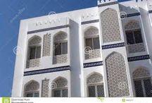 oman yemeni style houses in Dhofar