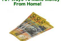 Make Money Online / Top ways to make money online and offline