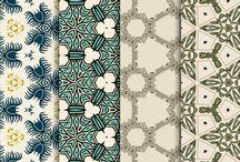 pattern / by Ashley Calder